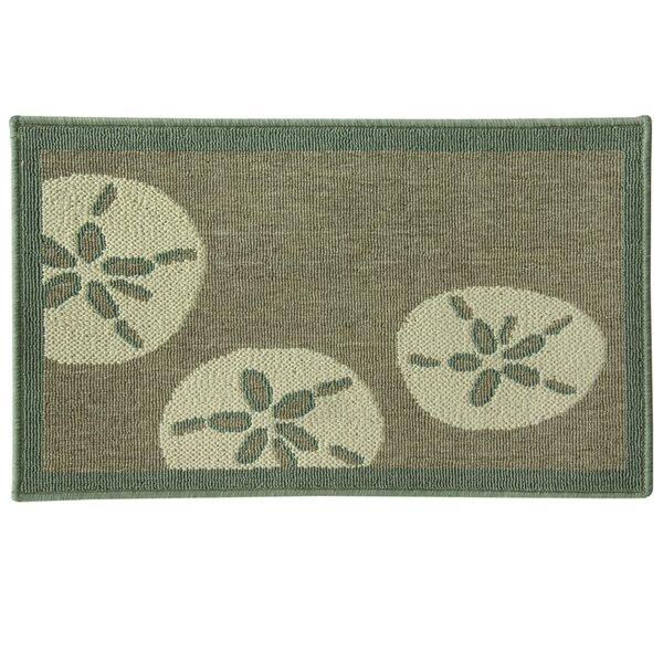 Reliance Sand Dollar Area Rug by Bacova Guild
