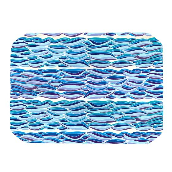 The High Sea Placemat by KESS InHouse