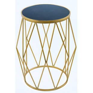 Affordable Bailey Marble Side Table ByStatements by J