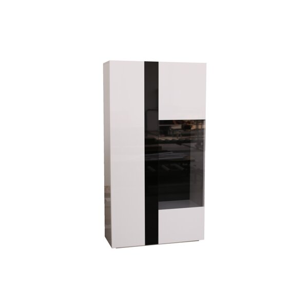 Marchan Display 2 Door Accent Cabinet by Orren Ellis Orren Ellis