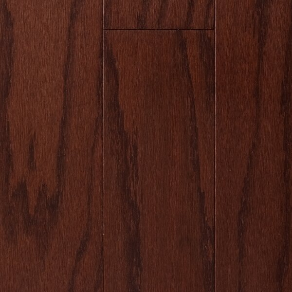 Vienna 5 Engineered Oak Hardwood Flooring in Garnet by Branton Flooring Collection