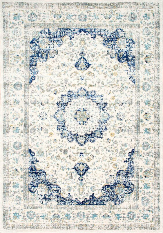 Hosking Doylestown Blue Area Rug Amp Reviews Joss Amp Main