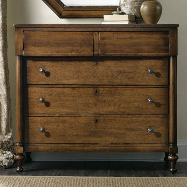Archivist 5 Drawer Dresser by Hooker Furniture