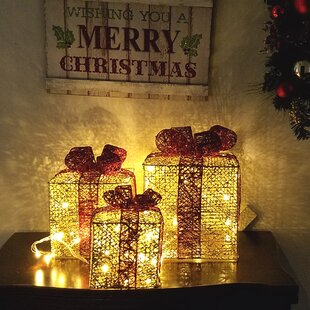 Outdoor christmas light displays youll love wayfair outdoor christmas light displays aloadofball Image collections