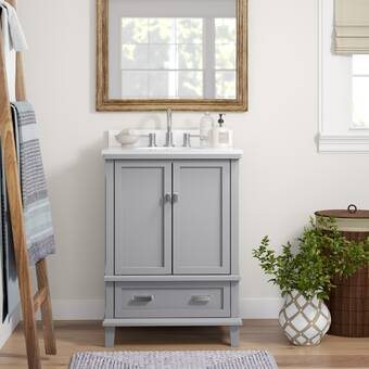 Red Barrel Studio Ka 24 Single Bathroom Vanity Set
