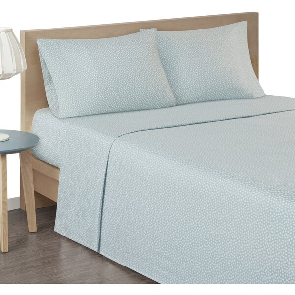 Pineview Cozy Flannel Cotton Sheet Set by Ivy Bronx