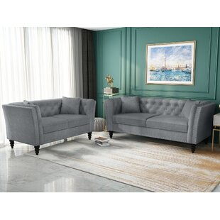 Speakman Standard Configurable Living Room Set by House of Hampton®