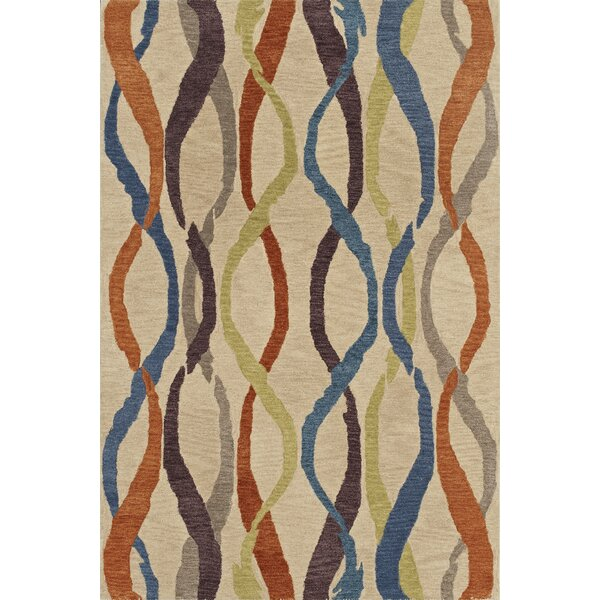 Impulse Wool/Silk Linen Area Rug by Dalyn Rug Co.