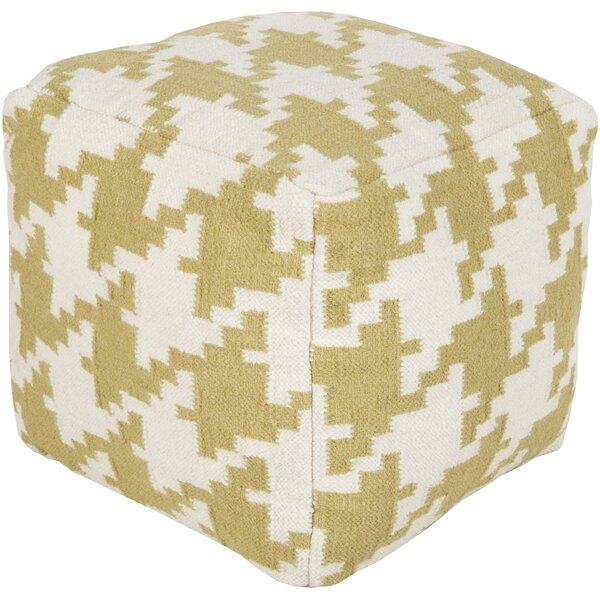 Karbach Pouf By Darby Home Co 2019 Coupon