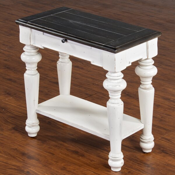 Grenadier End Table by August Grove August Grove