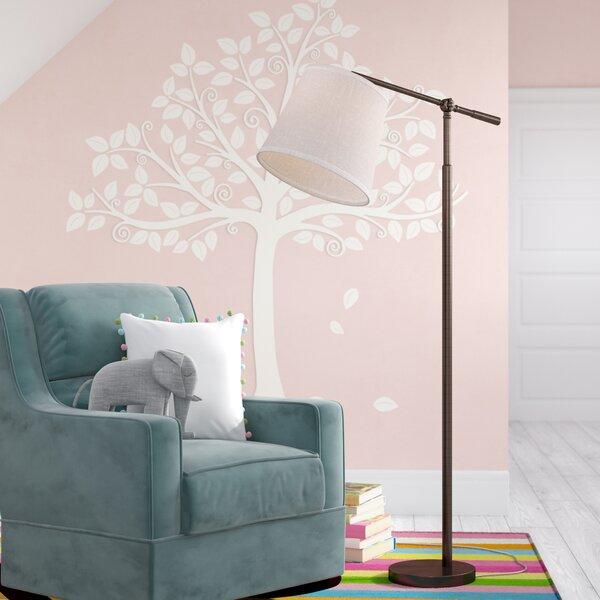 Lexi 59 Task Floor Lamp by Viv + Rae