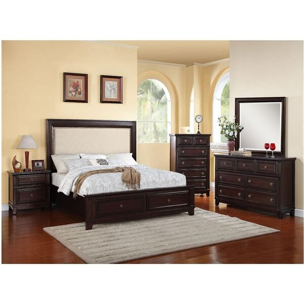 Dahmen Panel 5 Piece Bedroom Set by Darby Home Co