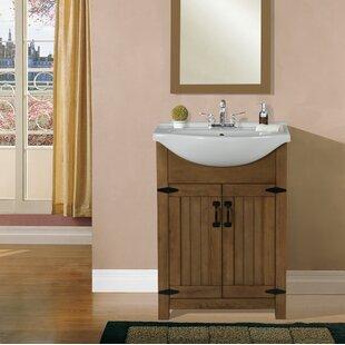 Comparison Velia 24 Single Bathroom Vanity Set ByGracie Oaks