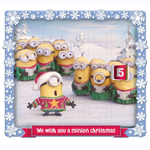 Despicable Me Advent Calendar by Kurt Adler