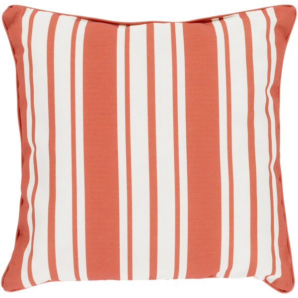 Louisa Outdoor Throw Pillow by One Allium Way