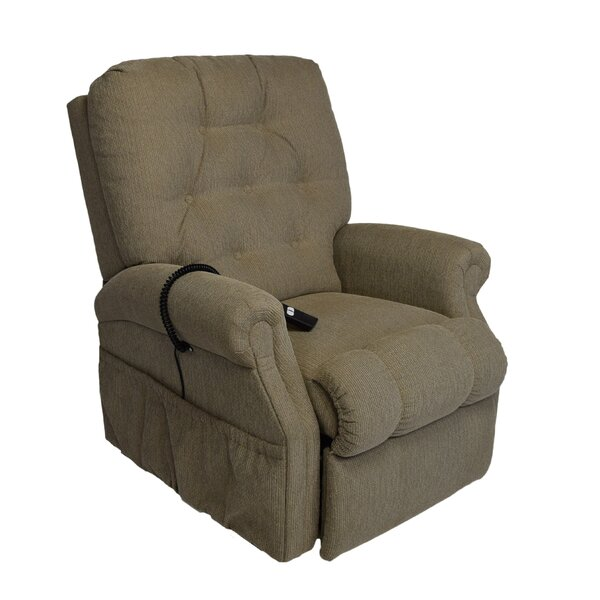 Prestige Series Petite Wide Power Lift Assist Recliner By Comfort Chair Company