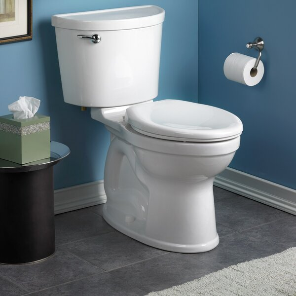 Champion Pro1.6 GPF Elongated Two-Piece Toilet by American Standard