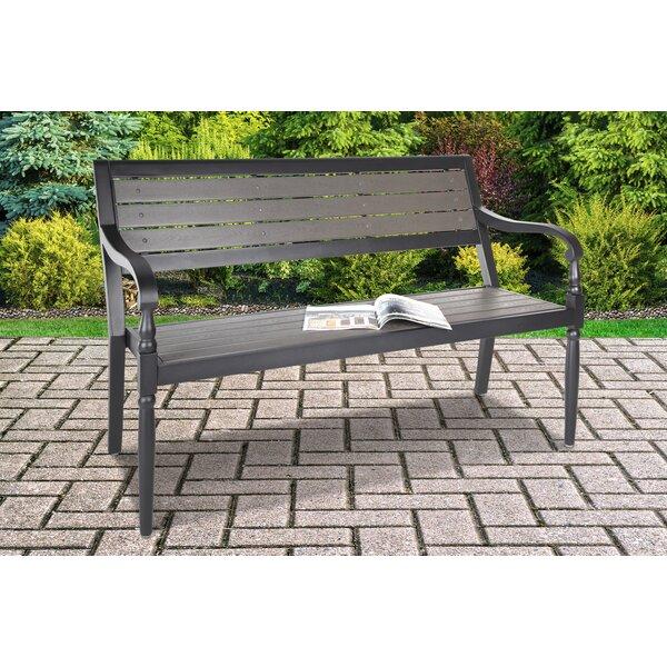 Malcolm Park Bench by Winston Porter