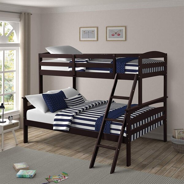 Will Twin Over Full Standard Bed by Harriet Bee