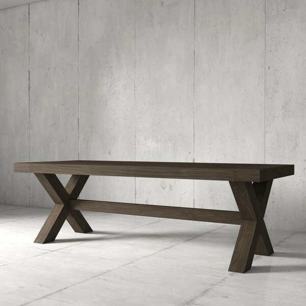 Gutierez Solid Wood Dining Table by Gracie Oaks