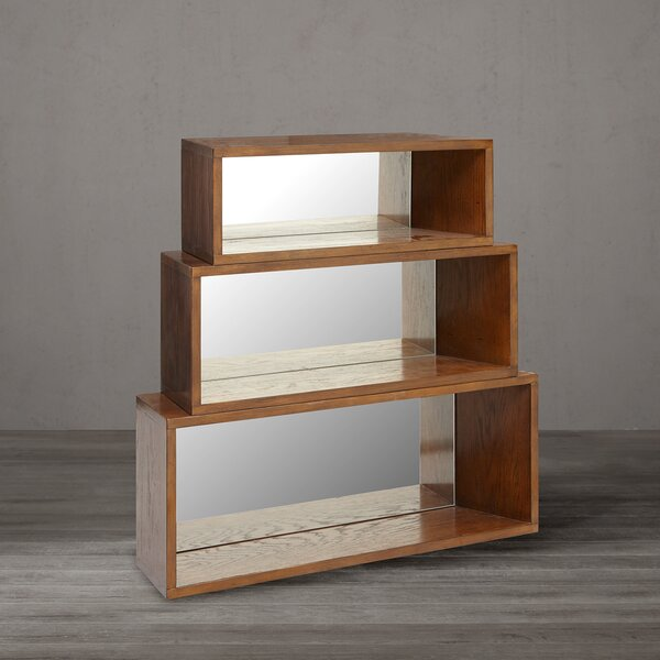 William 3 Piece Cube Unit by Langley Street