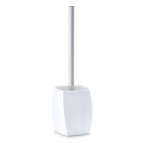 Freistehende Toilettenbürste und Halter Twisted Zeller Present | Bad > Bad-Accessoires > WC-Bürsten | Zeller Present