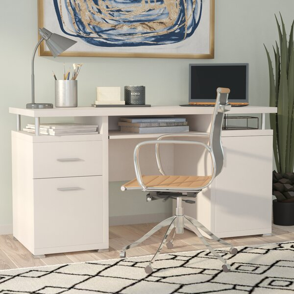 Thaxted 2 Drawer Computer Desk by Brayden Studio
