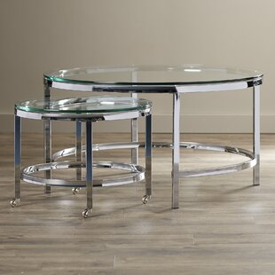 Good Joel 2 Piece Coffee Table Set