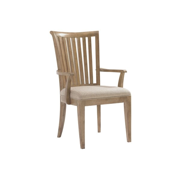 Monterey Sands Solid Wood Dining Chair by Lexington