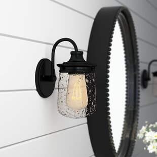 Looking for Bostwick 1-Light Bath Sconce By Laurel Foundry Modern Farmhouse