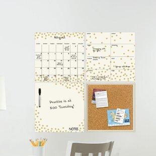 Perpetual Wall Calendar Wayfair