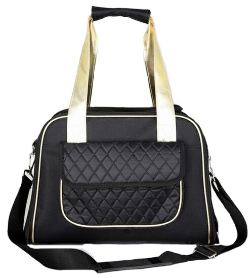 Janey Airline Approved Mystique Fashion Pet Carrier by Tucker Murphy Pet