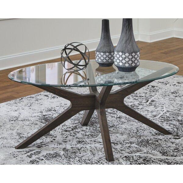 Raffa Coffee Table By Union Rustic