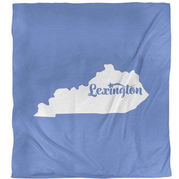 Kentucky Lexington Single Duvet Cover