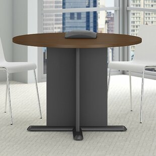 Shopping for Fairplex Circular 29.8H x 41.38W x 41.38L Conference Table ByBush Business Furniture