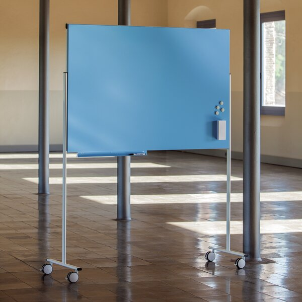 Rocada Mobile Stand Double Sided Board Easel by Paperflow