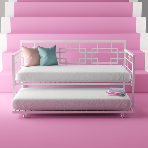 Cowden Twin Daybed With Trundle By Hashtag Home