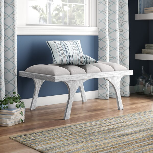 Ferdinand Upholstered Bench by Highland Dunes