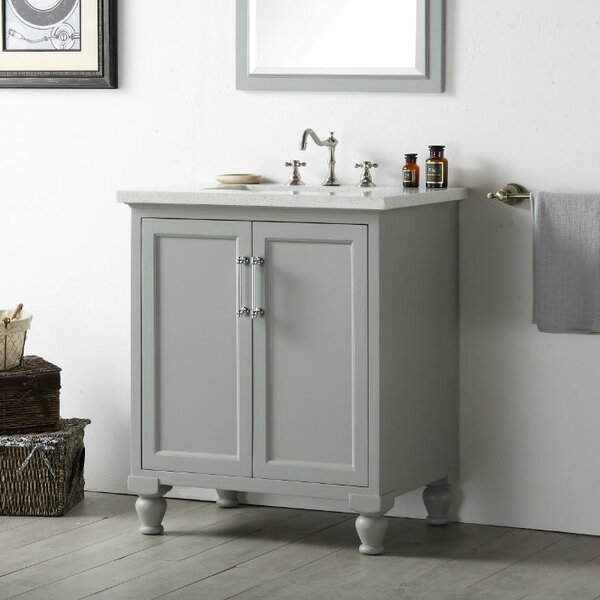 Esmund 30 Single Vanity Set by Gracie Oaks