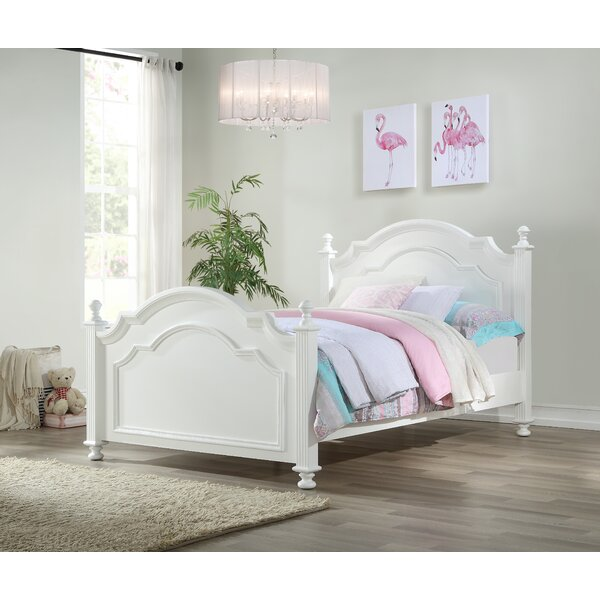 Narelle Princess Full Platform Bed by Harriet Bee