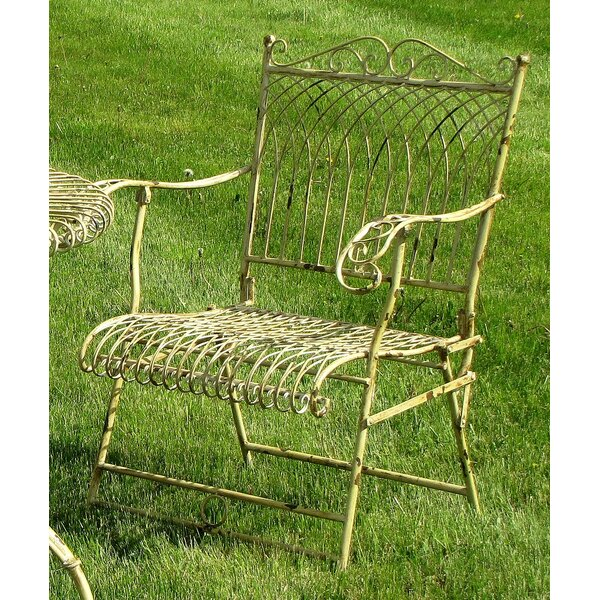 Gerdes Garden Folding Patio Dining Chair by Astoria Grand Astoria Grand
