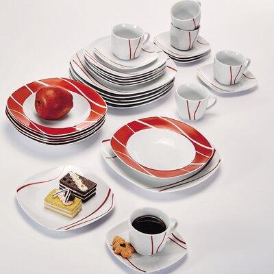 Malacasa Felisa 18 Piece Dinnerware Set Service For 6 Malacasa From Wayfair North America Shefinds