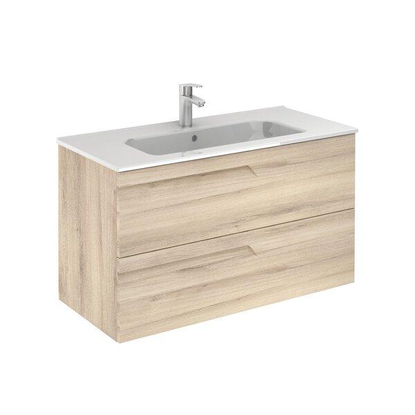 Alejandro 40 Single Bathroom Vanity Set (Set of 2)