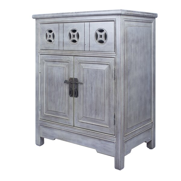 Truitt 2 Door Accent Cabinet by August Grove August Grove