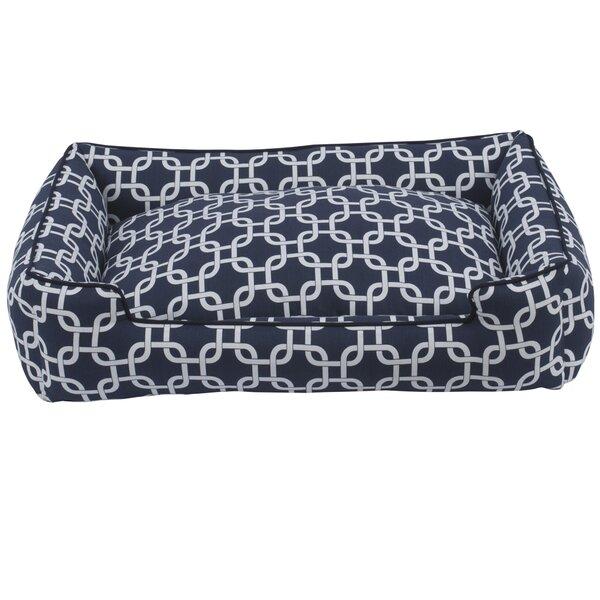 Marine Lounge Dog Bed by Jax & Bones