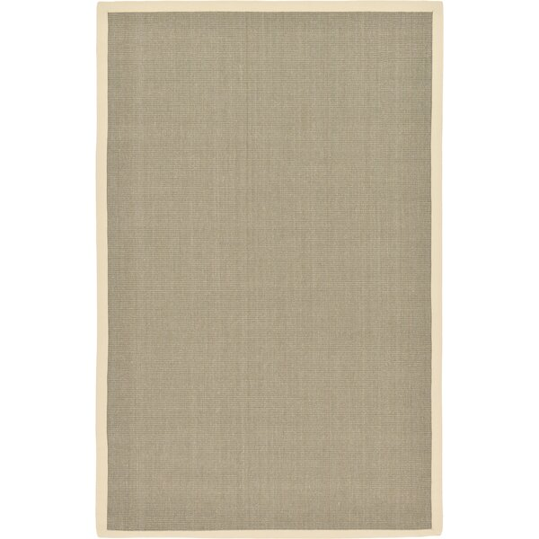 Westminster Taupe Outdoor Area Rug by Bay Isle Home