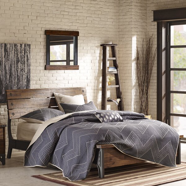 Caseareo Standard Bed by Trent Austin Design