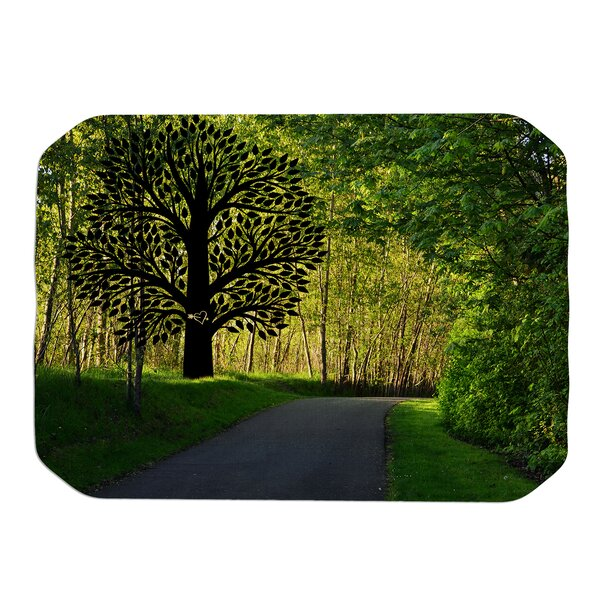 Robin Dickinson Love Forest Placemat by East Urban Home