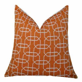 Thomas Collection Geometric Luxury Pillow Wayfair
