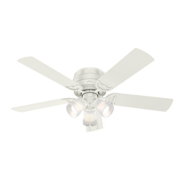 52 Prim 5 Blade Ceiling Fan by Hunter Fan